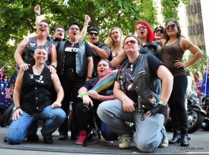 San Francisco Pride march 2013